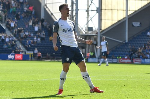 Emil Riis nets the winner as Preston come from a goal down to defeat Coventry