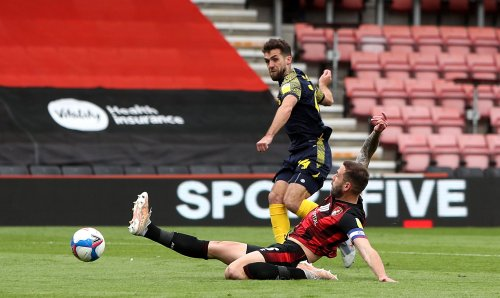 Bournemouth finish with defeat to set up play-off clash with Brentford