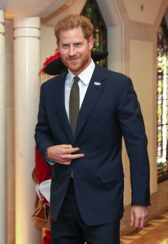 Harry to head back to Big Apple for awards gala honouring the military