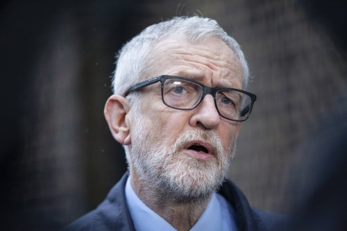 It's a 'bit rich' to blame me for Labour's electoral losses, says Jeremy Corbyn