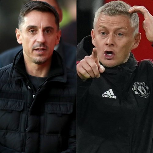 Gary Neville tips United to stand by their man despite 'monstrous day'