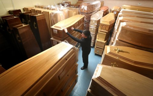 Official Covid deaths lowest for six months as Easter slows registrations – ONS