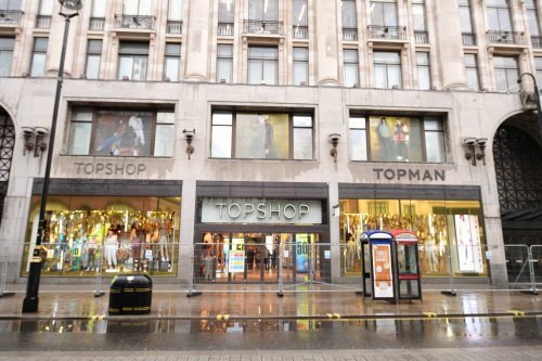Ikea buys former Topshop Oxford Street store in £378m deal