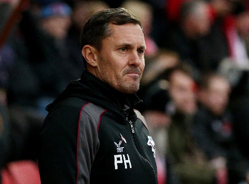 Paul Hurst says Grimsby win against Bolton 'keeps us in the fight'