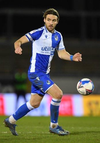 Luke Leahy joins Shrewsbury on two-year deal