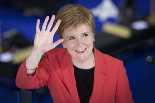 Overall majority for SNP at Holyrood 'not impossible', Nicola Sturgeon declares