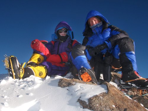 Scottish climber 'dies attempting new route up K2'