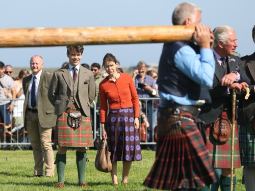 Highland games body gets 'royal' prefix after Queen's approval