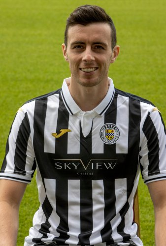 Joe Shaughnessy's late goal secures St Mirren place among second round seeds