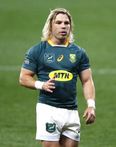 South Africa duo Faf De Klerk and Pieter-Steph Du Toit ruled out of Lions Test