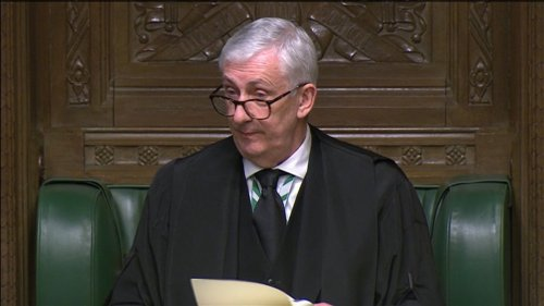 Speaker slams Prime Minister over failure to attend Commons to announce Freedom Day postponed