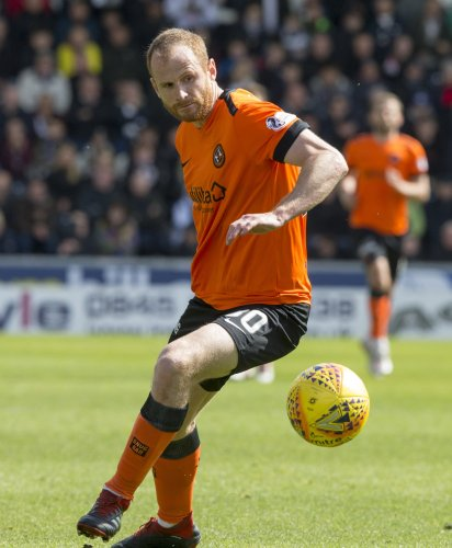 Mark Reynolds feeling the pressure at Dundee United