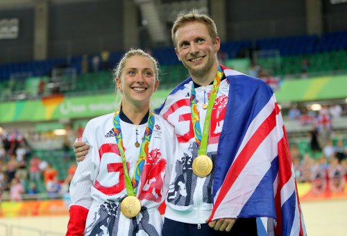 Laura and Jason Kenny confident they are perfectly prepared for shot at history