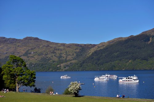 Man, woman and boy die after getting into difficulty in Loch Lomond
