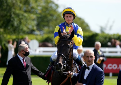 Buick proves best man at Goodwood