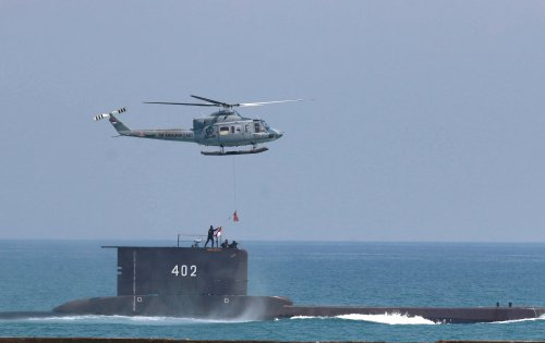 Indonesia searching for missing navy submarine with 53 on board