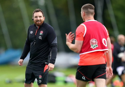 Martin Gleeson confident he can help unlock England's attacking potential