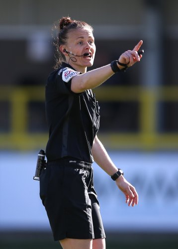 Rebecca Welch first female referee appointed to EFL's National Group list