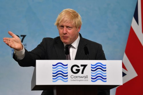 'We are going flat out' on vaccines, says Boris Johnson