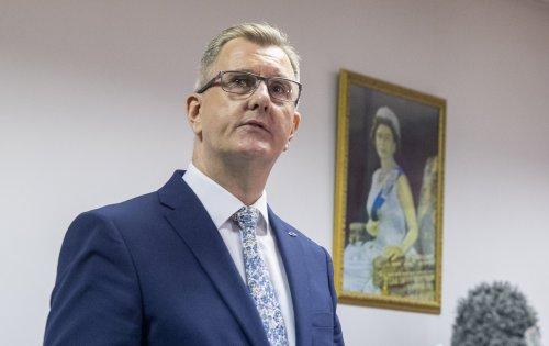 Sir Jeffrey Donaldson: Long-serving MP finally poised to take DUP crown