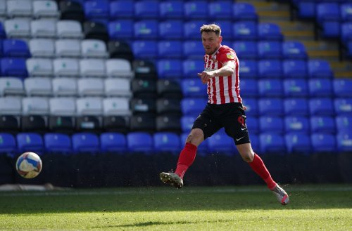Sunderland duo Charlie Wyke and Aiden McGeady set for return against Northampton
