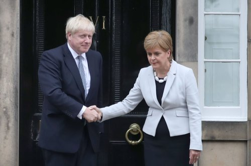 Johnson snubs Sturgeon invite to discuss Covid recovery in Edinburgh