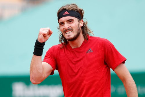 Stefanos Tsitsipas sets up Monte-Carlo Masters final meeting with Andrey Rublev