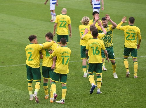 Norwich crowned champions after victory over Reading