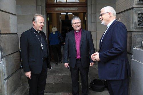 Presbyterian moderator urges preservation of 'precious' powersharing government