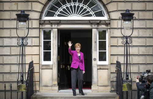Nicola Sturgeon to give update on coronavirus restrictions
