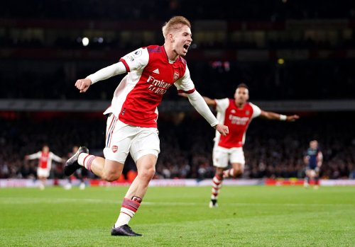 Smith Rowe singled out for praise by Mikel Arteta after Villa win