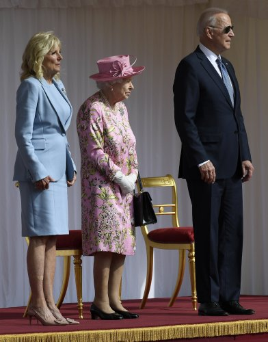 Biden praises 'generous' Queen and says she reminds him of his mother