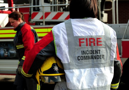 Young child killed as suspected gas explosion destroys two houses in middle of the night
