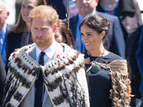Harry and Meghan asked New Zealand governor-general about becoming Kiwis