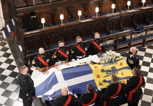 Philip's life and legacy remembered at funeral