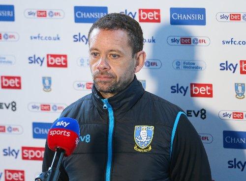 """Jamie Smith says Sheffield Wednesday draw """"feels like a defeat"""""""