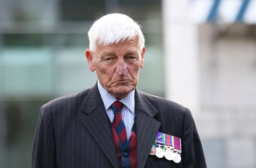 Army veteran Dennis Hutchings dies while on trial for Troubles shooting