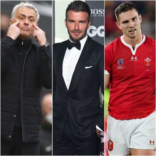 Jose's throwback, Becks' dogs and North's agony – Wednesday's sporting social