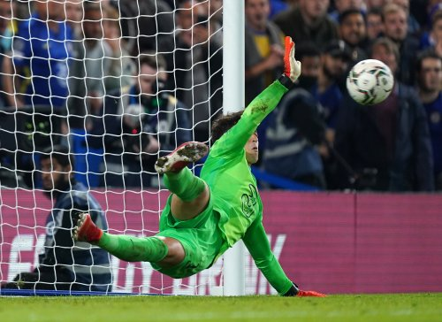 Kepa Arrizabalaga proves to be Chelsea's penalty shoot-out hero once again