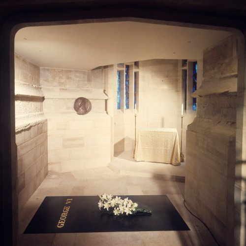 Prince Philip's final resting place