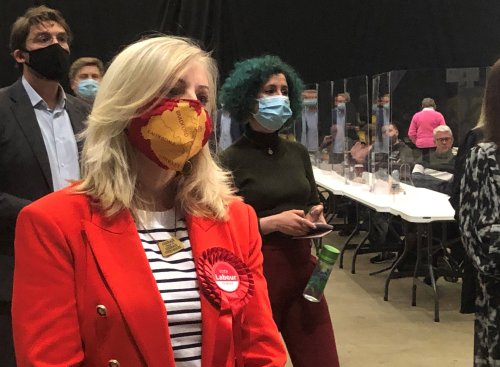 Labour MP Tracy Brabin elected as first West Yorkshire mayor