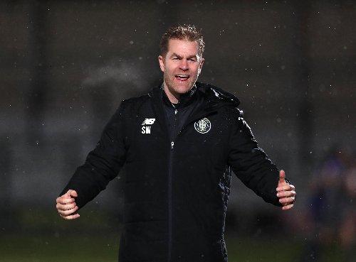 Simon Weaver hails Harrogate players after win over Bradford secures survival