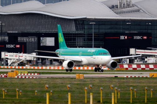 Aer Lingus announces replacement flights after collapse of Stobart Air