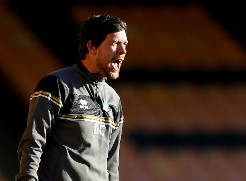 Darrell Clarke disappointed as Port Vale miss equalling century-old club record
