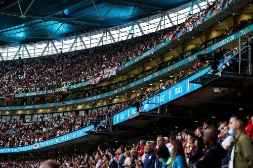 UEFA opens proceedings against the FA over fan behaviour at Euro 2020 final