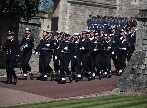 Duke of Edinburgh's love of the sea and Royal Navy features in funeral service