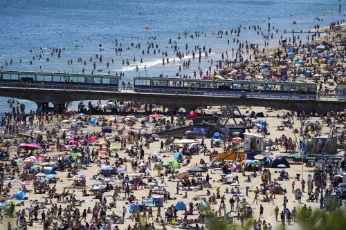 People camping on Bournemouth beach face being woken up with £1,000 fine