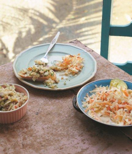 Coconut slaw recipe