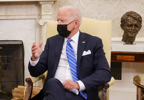 President Biden 'anxious' to attend Glasgow climate summit in person