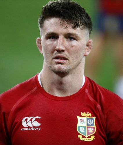 Jack Conan backs 'complete freak' Tom Curry to spearhead Lions in second Test